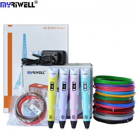 3D Ручка MyRiwell 2 RP-100B TOP