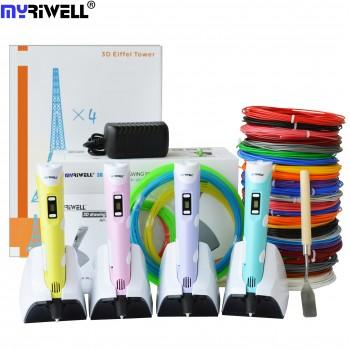 3D Ручка MyRiwell RP-200B Stereo VIP